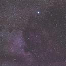 Northamerica nebula (NGC 7000),                                Platzer Daniel