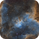 Heart of the Heart, Melotte 15,                                Thomas