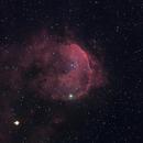 NGC3324 Gabriela Mistral Nebula  -  Carinae,                                rmarcon