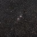 Double Cluster,                                Robert Q. Kimball