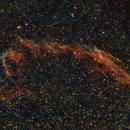 NGC 6992 Eastern Veil nebula,                                Steve Siedentop