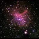 IC 417 HaRGB,                                Antonio.Spinoza