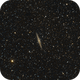 NGC891,                                Michael Deyerler