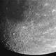 Moon 9 days old,                                mazeppa