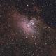 The Eagle Nebula, M16,                                Steven Bellavia