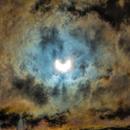 Cloudy Eclipse ,                                Derek Mellott
