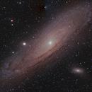 M31,                                Vince