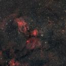 Bubble, M52, Claw, Wide Field,                                mdohr