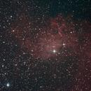 Flaming Star Nebula IC405,                                Kai Westhöfer