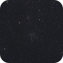 The Starfish Cluster, M38 (NGC 1912), and open cluster NGC 1907,                                Steven Bellavia