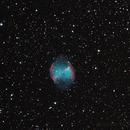 M27 Dumbbell Nebula,                                mjwallace