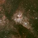 Eta Carinae Nebula,                                Chris Ryan