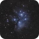 M45 • Pléiades,                                Mikael De Ketelaere
