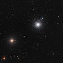 M30 (NGC 7099) Globular Cluster in Capricornius,                                José Joaquín Pérez