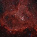 IC1805.Heart Nebula,                                lizarranet