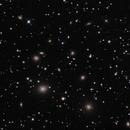 NGC 1275 Galaxy Cluster,                                pdfermat