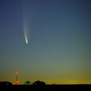 Comet Neowise,                                AstroPapa