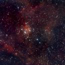Nebulosa del Corazón,                                rubgonmar