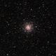 M56 (NGC 6779) - Globular Cluster in Lyra,                                rhedden