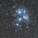Pleiades - M45,                                Maurizio Fortini