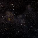 Shithead Nebula,                                Caspian Ray