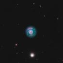 NGC 2392 - Eskimo  (160 mm),                                Lars Stephan