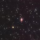 Bow-Tie Nebula (NGC 2440),                                Todd