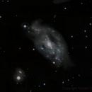NGC 5585,                                Robert St John