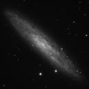 NGC253 - Galaxie du Sculpteur,                                BLANCHARD Jordan