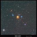 NGC 2451,                                Lawrence E. Hazel