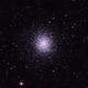 M13 Globular Cluster,                                SJK