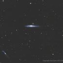 NGC4631 - Whale Galaxy,                                Dario Iraci
