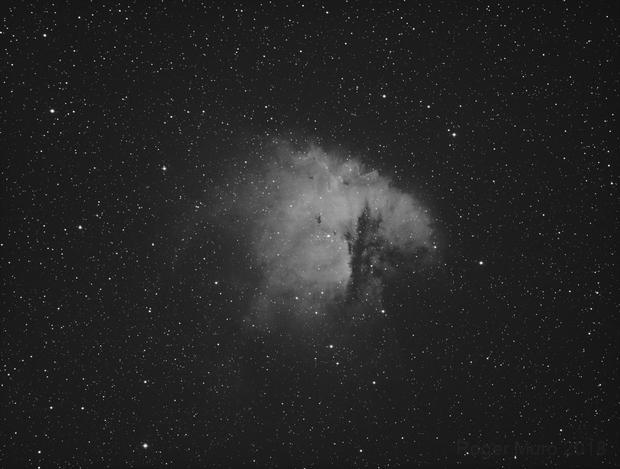 NGC281 Pacman Nebula,                                Roger Muro