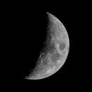 Moon / Waxing Crescent,                                Mika Kontiainen