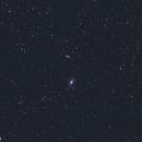 M81 and M82 - Bode and Cigar Galaxies,                                David Cocklin