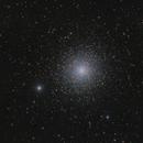 M15 - Globular Cluster in Pegasus / 2020,                                Mikko Viljamaa