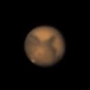 Mars Timelapse,                                Awni Hafedh