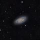 M64 - The Black Eye Galaxy,                                Fritz
