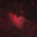 M16 Nebulosa del Águila,                                Pedro Asunción