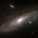 Andromeda Galaxy,                                buscettn
