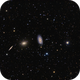 NGC5985 and Friends,                                Bill Clugston