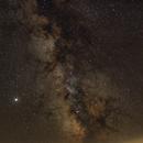 Milky Way,                                Michal Vokolek
