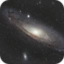 M31 Andromeda,                                Oscar Petersson