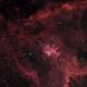 Heart Nebula in HaLRGB,                                Orestis Pavlou