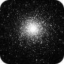 Messier 13 (unguided),                                Csere Mihaly