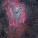 Lagoon Nebula Messier 8 (pre-mosaic),                                Maicon Germiniani