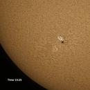 Sun ( May 21st,2021)  Active  Region 12824,                                John Leader