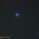 Doppelstern Mizar mit Alkor und Alioth im Sternbild Großer Bär,                                Hans-Peter Olschewski