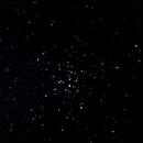 M36 open cluster, apparent magnitude 6.09,                                Alexandre Salvador