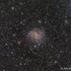 NGC 6946,                                Murtsi